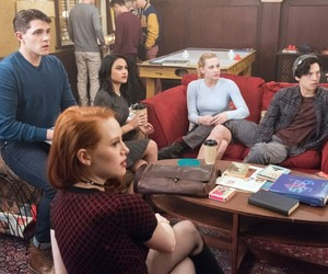 riverdale, Betty, and jughead image