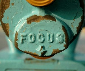 focus, mint, and mint green image