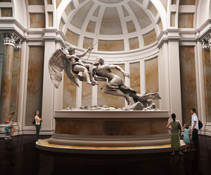 art, museum, and statue image