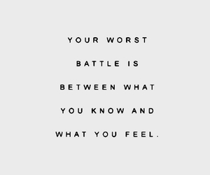 quote, words, and battle image