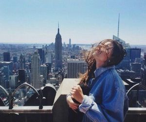 girl, travel, and grunge image