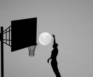 Basketball and wallpaper image