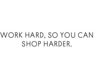 quotes, shop, and work image