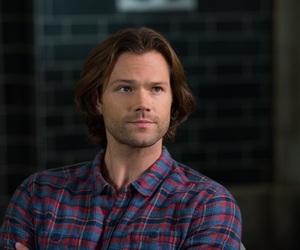 supernatural, jared padalecki, and Sam image