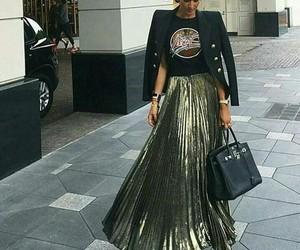 fashion, moda, and skirt image