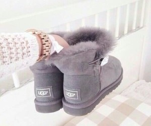 shoes, ugg, and boots image