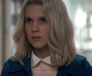 eleven, stranger things, and 011 image