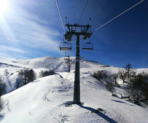 Georgia, Skiing, and snow image