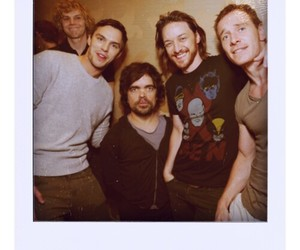 x-men, michael fassbender, and evan peters image
