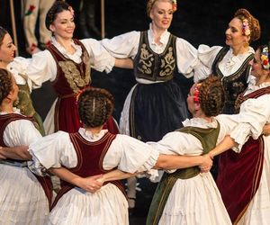folklore, serbian, and dance image