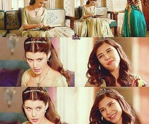 anastasia, perfect, and kösem sultan image