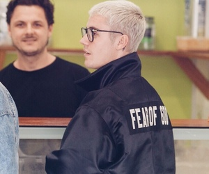 justin bieber and fear of god image