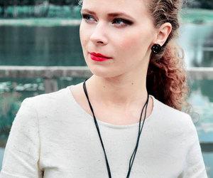 etsy, boho earrings, and simple earrings image