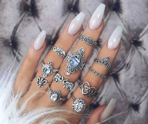accessories, nails, and unhas image