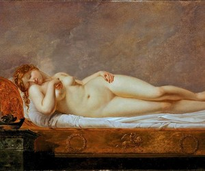 1799, anne louis, and psyche asleep image