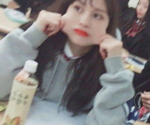 somi, girl, and kpop image