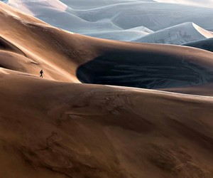 allah, dunes, and arena image
