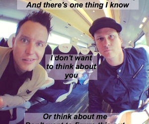 bands, mark hoppus, and otp image