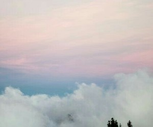 sky, wallpaper, and clouds image