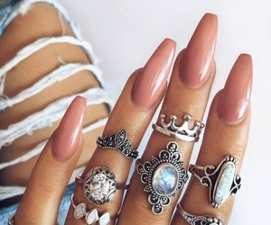 beautiful, beauty, and rings image