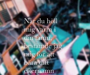 svenska, kärlek, and mys image