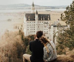 beautiful, castle, and photography image