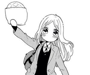 hibi chouchou and manga image