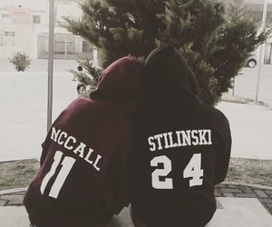 teen wolf, stiles stilinski, and love image