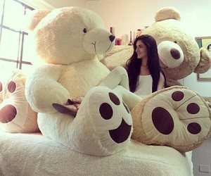 bear, lovely, and sweet image