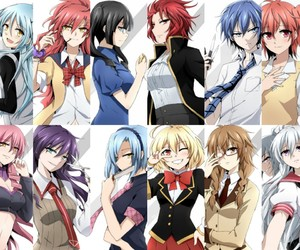 anime and akuma no riddle image