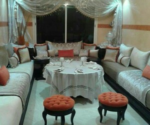 sedari and salon marocain image