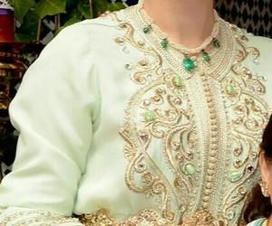 reine, lalla salma, and maroc image