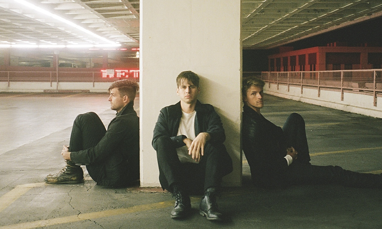 foster the people, mark pontius, and band image