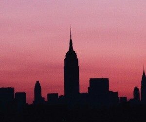beauty, city, and new york image