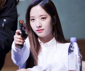 kpop, bona, and kpop reaction pics image