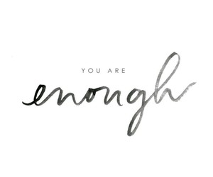 quotes, enough, and words image