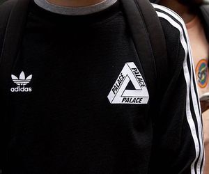 adidas and palace image