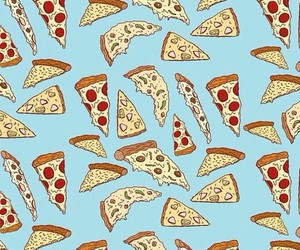 pizza and phone wallpaper image