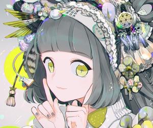 chica anime image