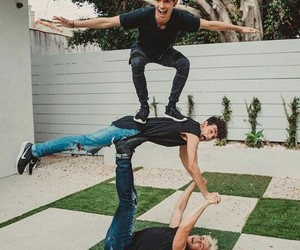 team 10, jake paul, and marcus dobre image