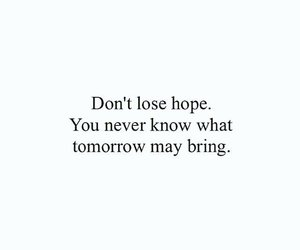 quote, hope, and me image