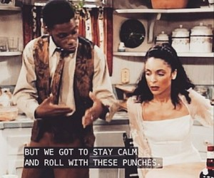 dwayne, whitley, and a different world image