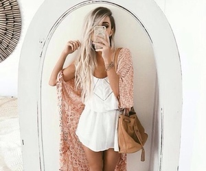 boho, indie, and style image