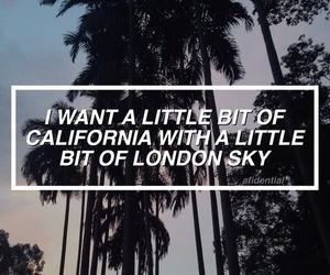 california, london, and skies image