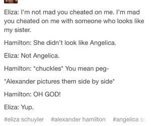 hamilton, tumblr, and alexander hamilton image