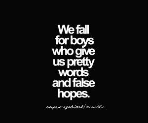 quote, boy, and love image