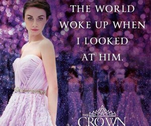 the crown, quote, and kiera cass image