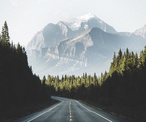 road and nature image