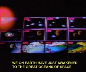 space, theme, and aesthetic image