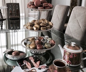 delicious, food, and tea image